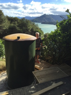 DOC standard Composting toilet